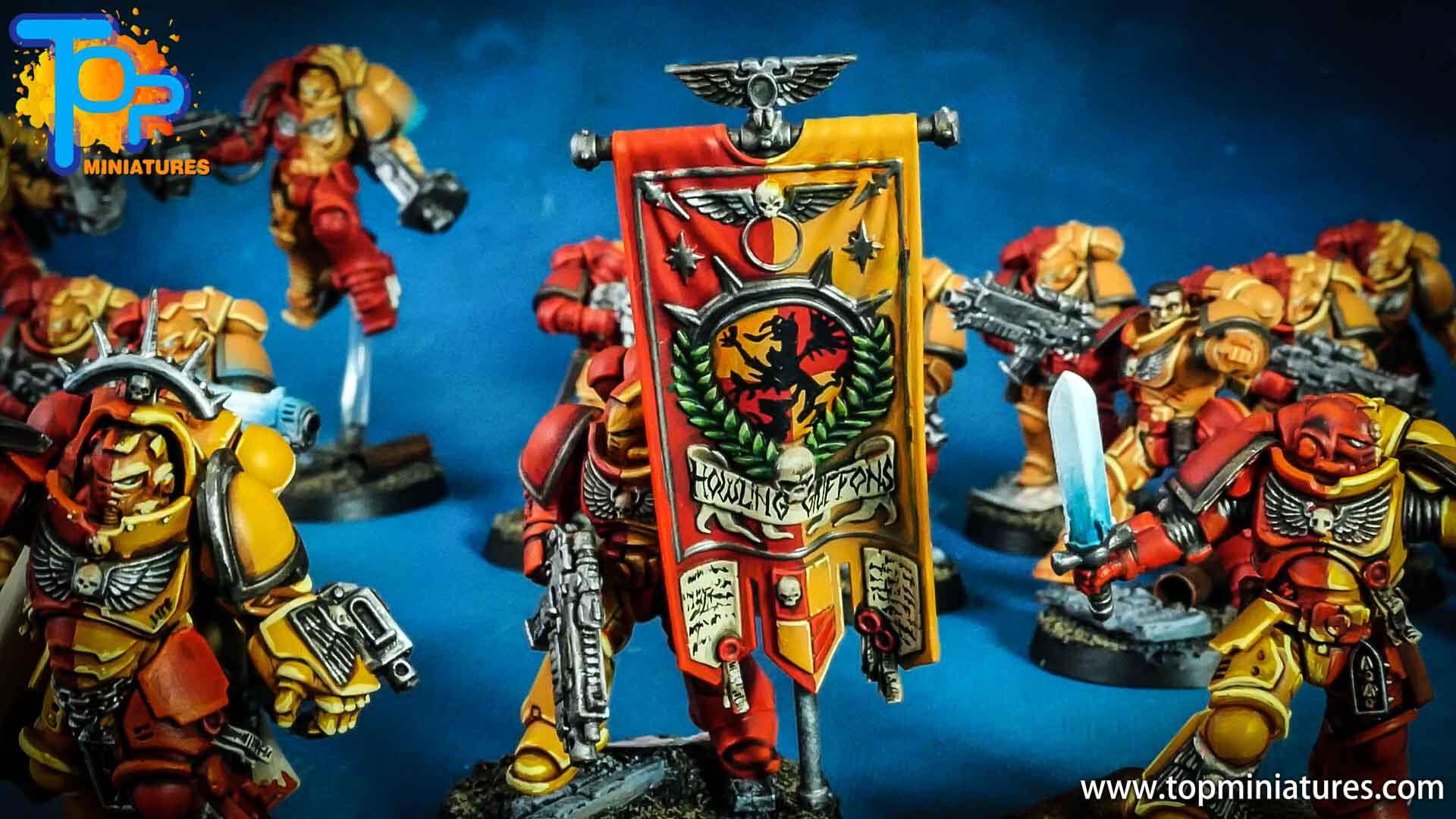 primaris howling griffons captain (10)