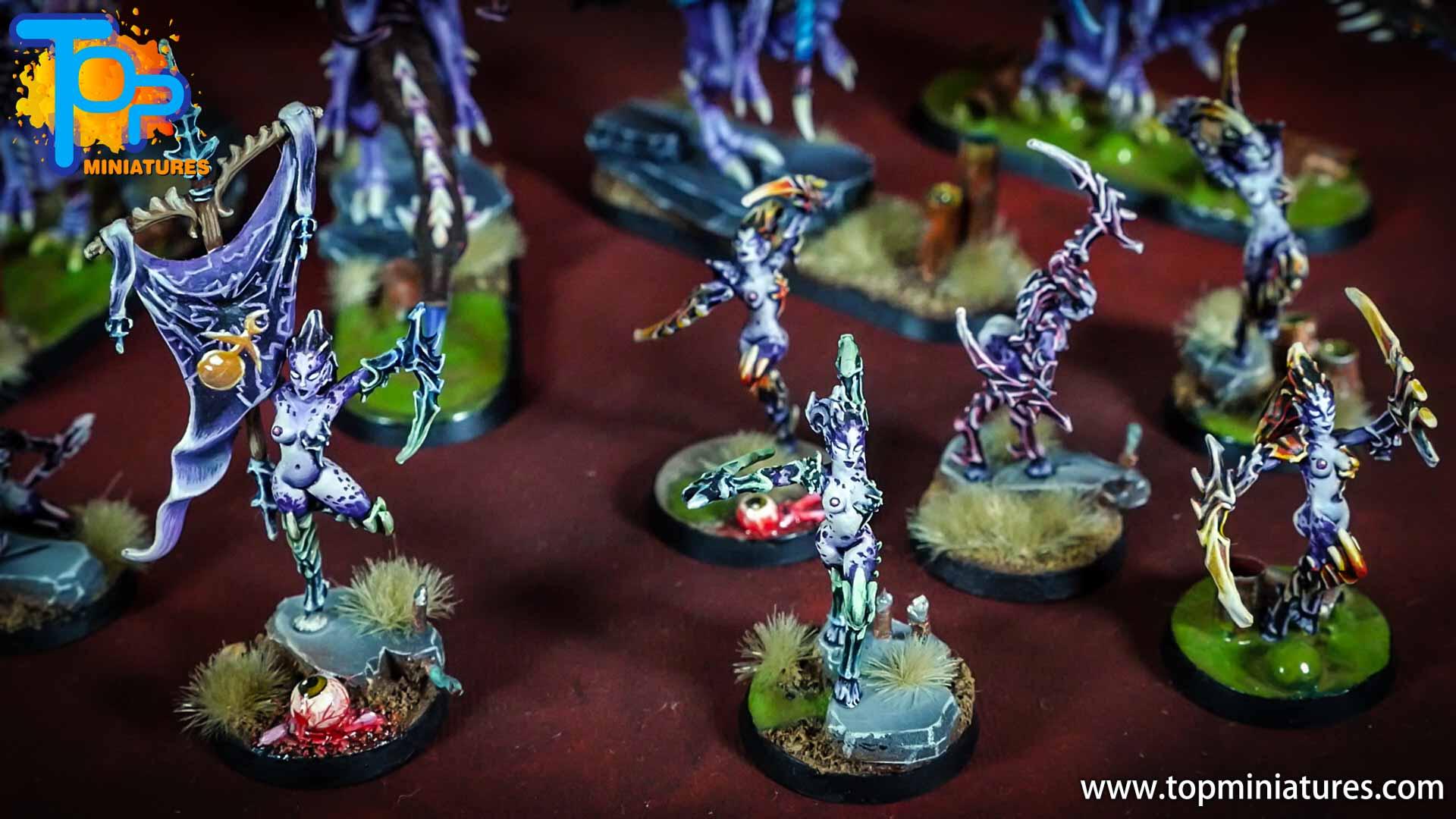 raging heroes preying mantis slaanesh (1)