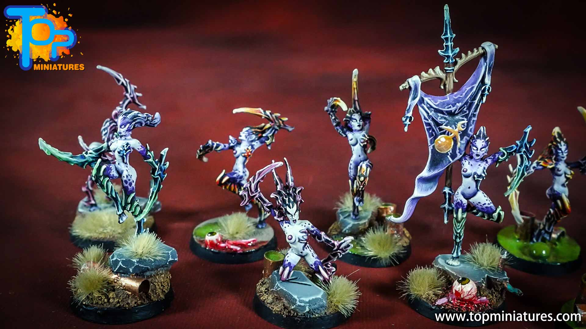 raging heroes preying mantis slaanesh (3)