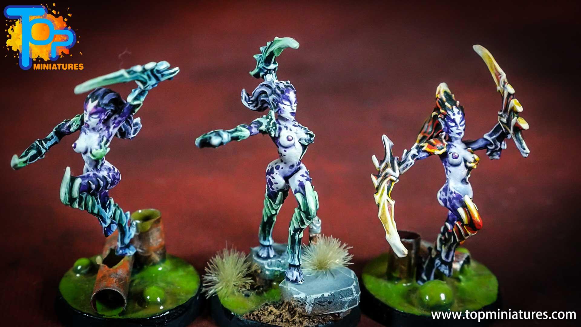raging heroes preying mantis slaanesh (6)