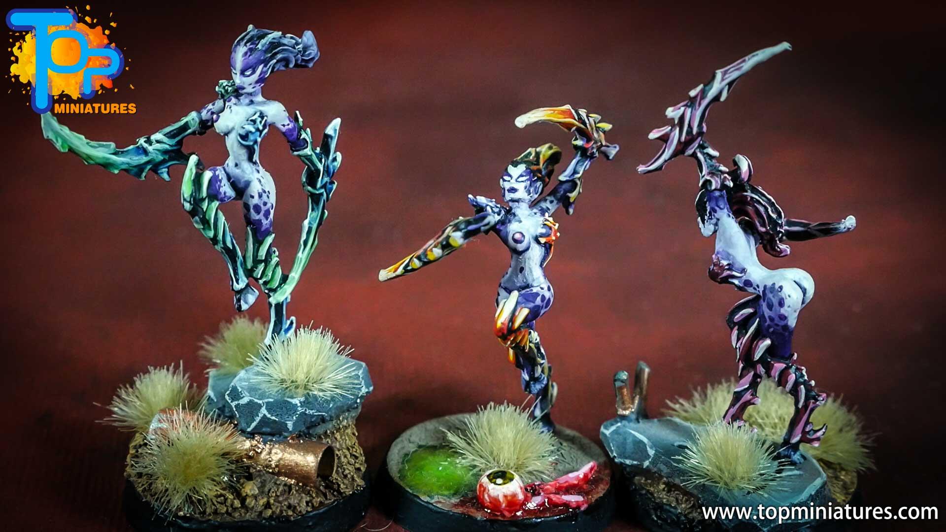 raging heroes preying mantis slaanesh (7)