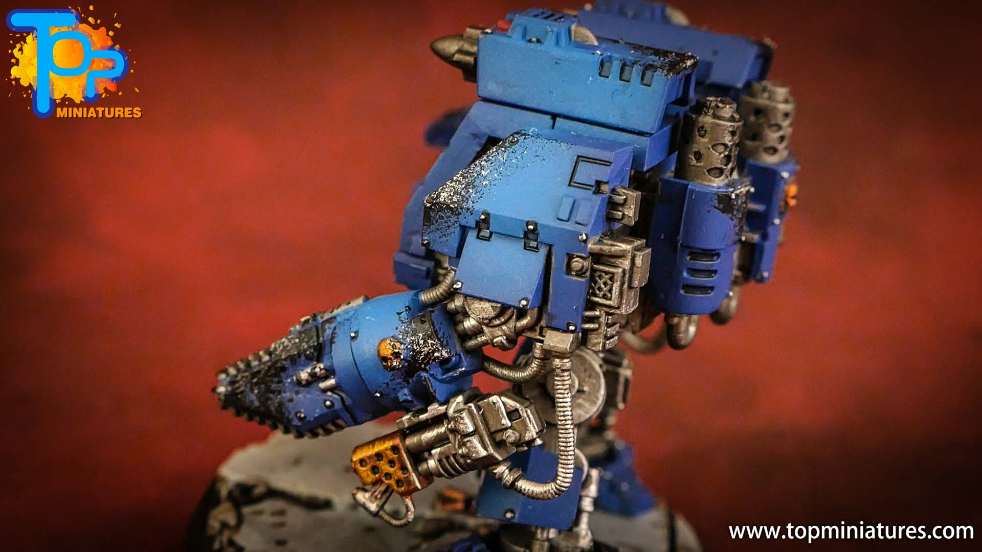 space marines ultramarines ironclad dreadnought (1)