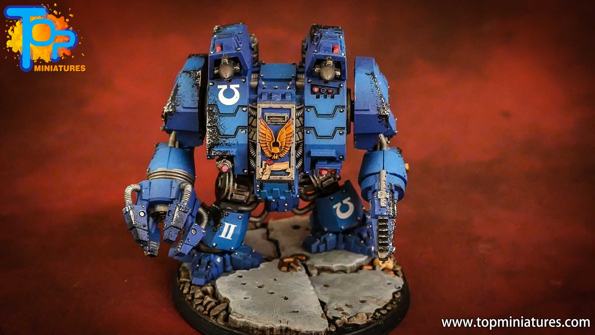 space marines ultramarines ironclad dreadnought (2)
