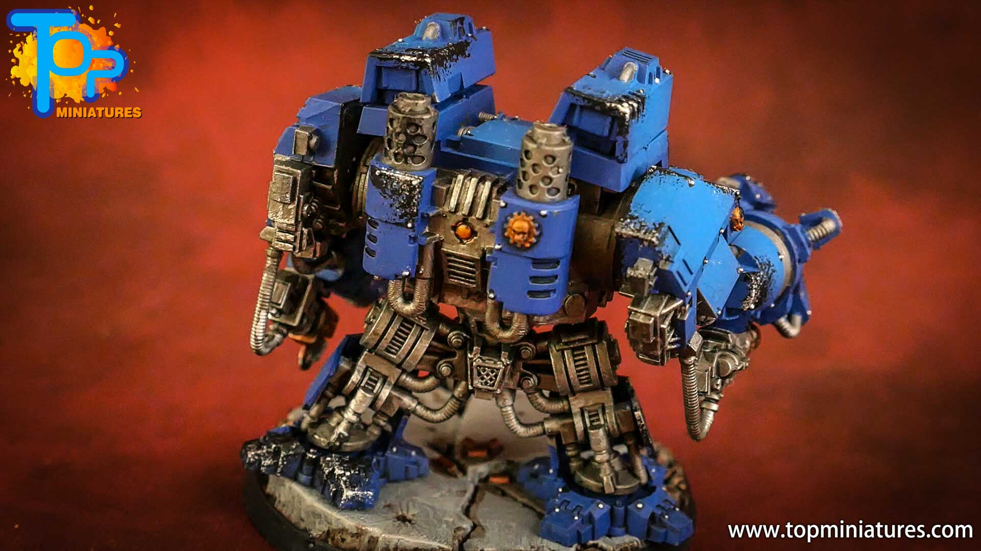 space marines ultramarines ironclad dreadnought (4)