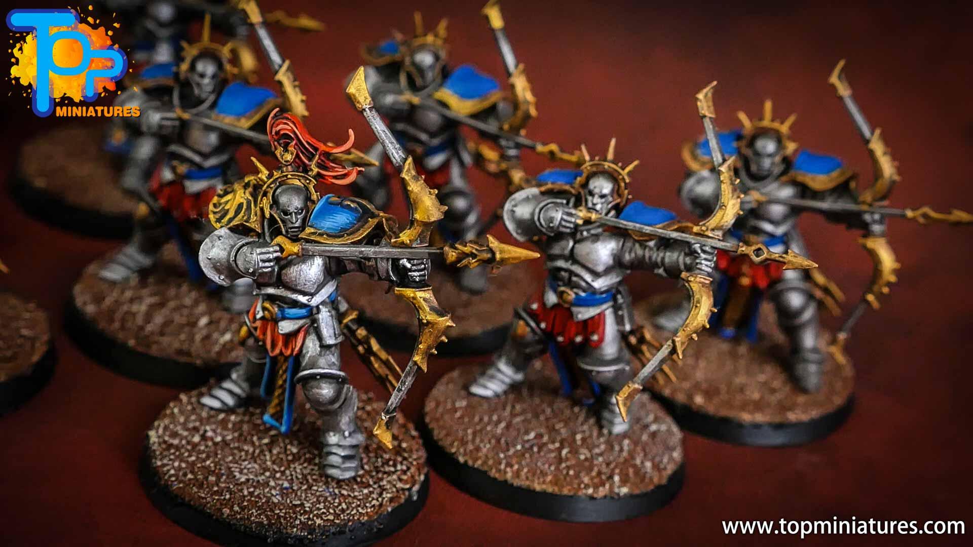 stormcast eternals painted judicators bow (6)