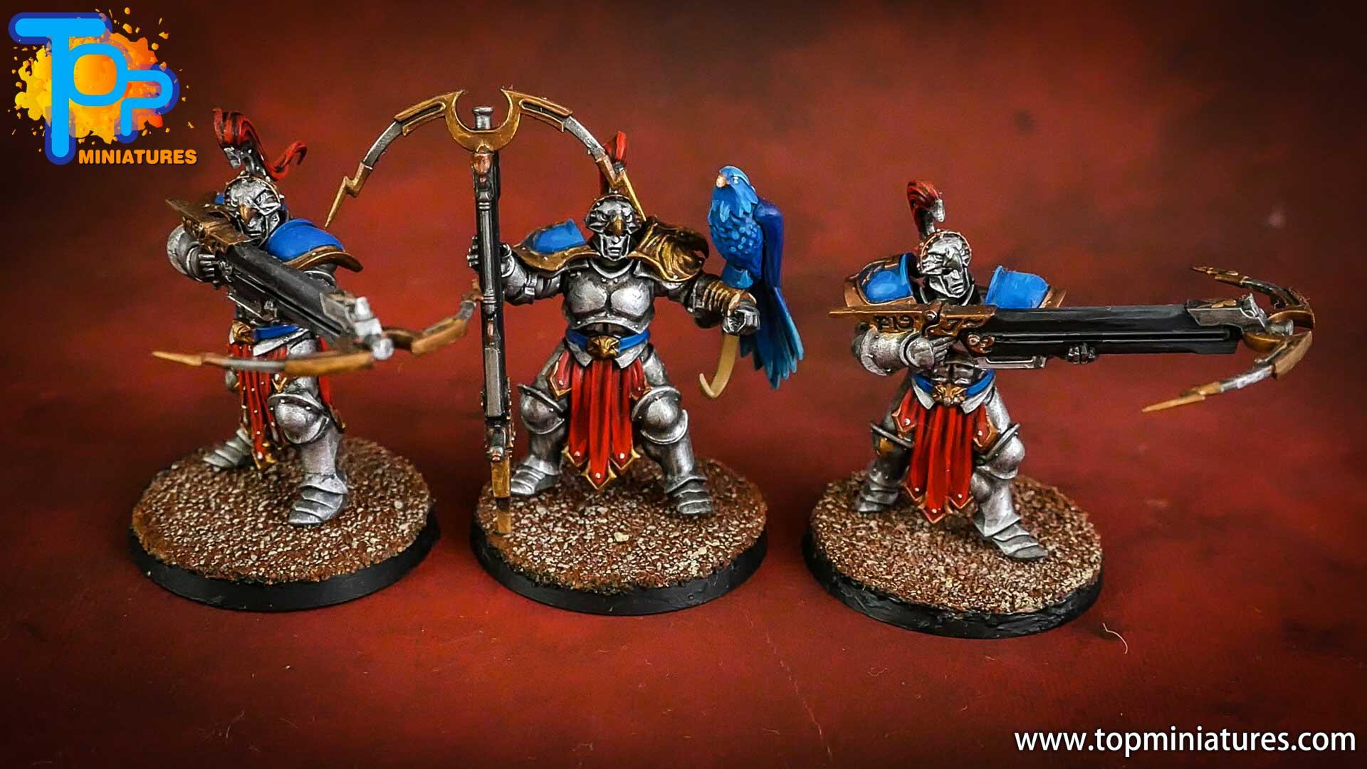 stormcast eternals painted judicators bow (8)