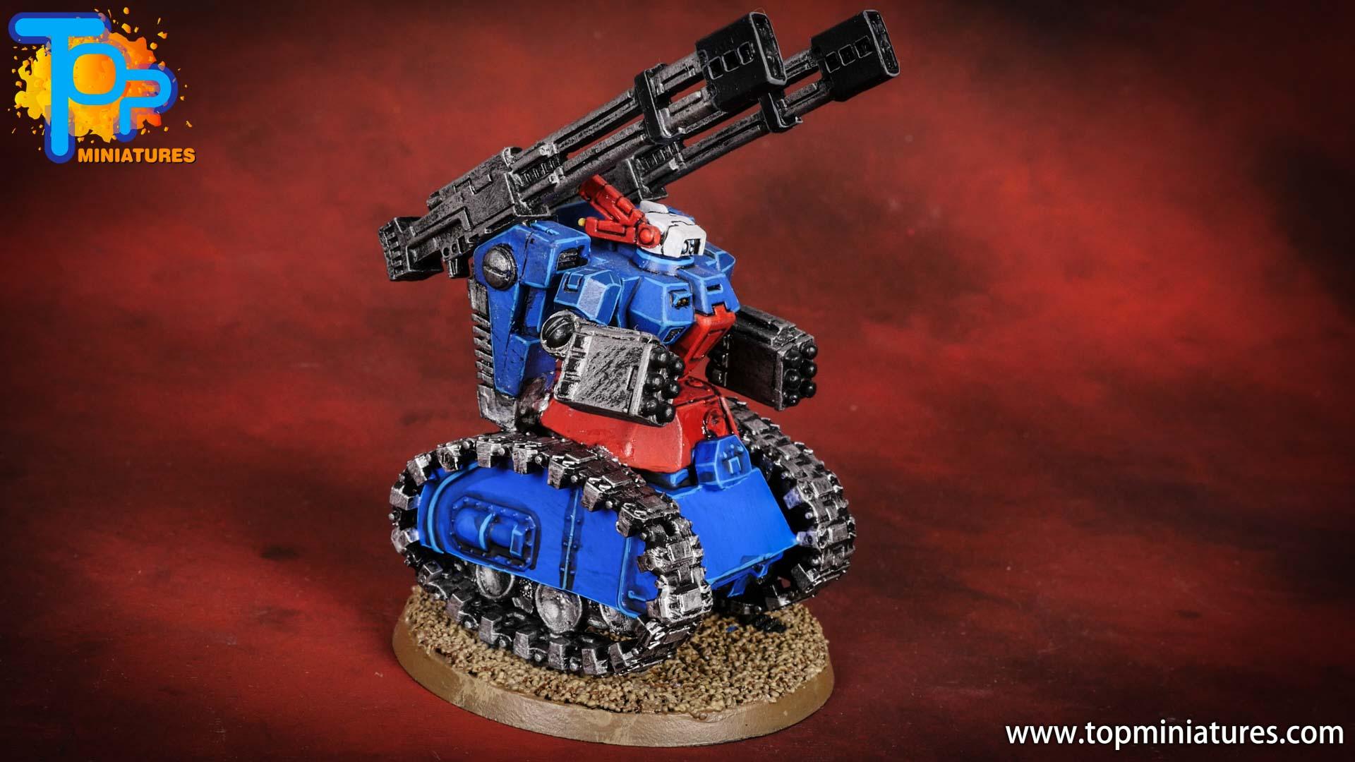 tau empire gundam tank conversion (5)