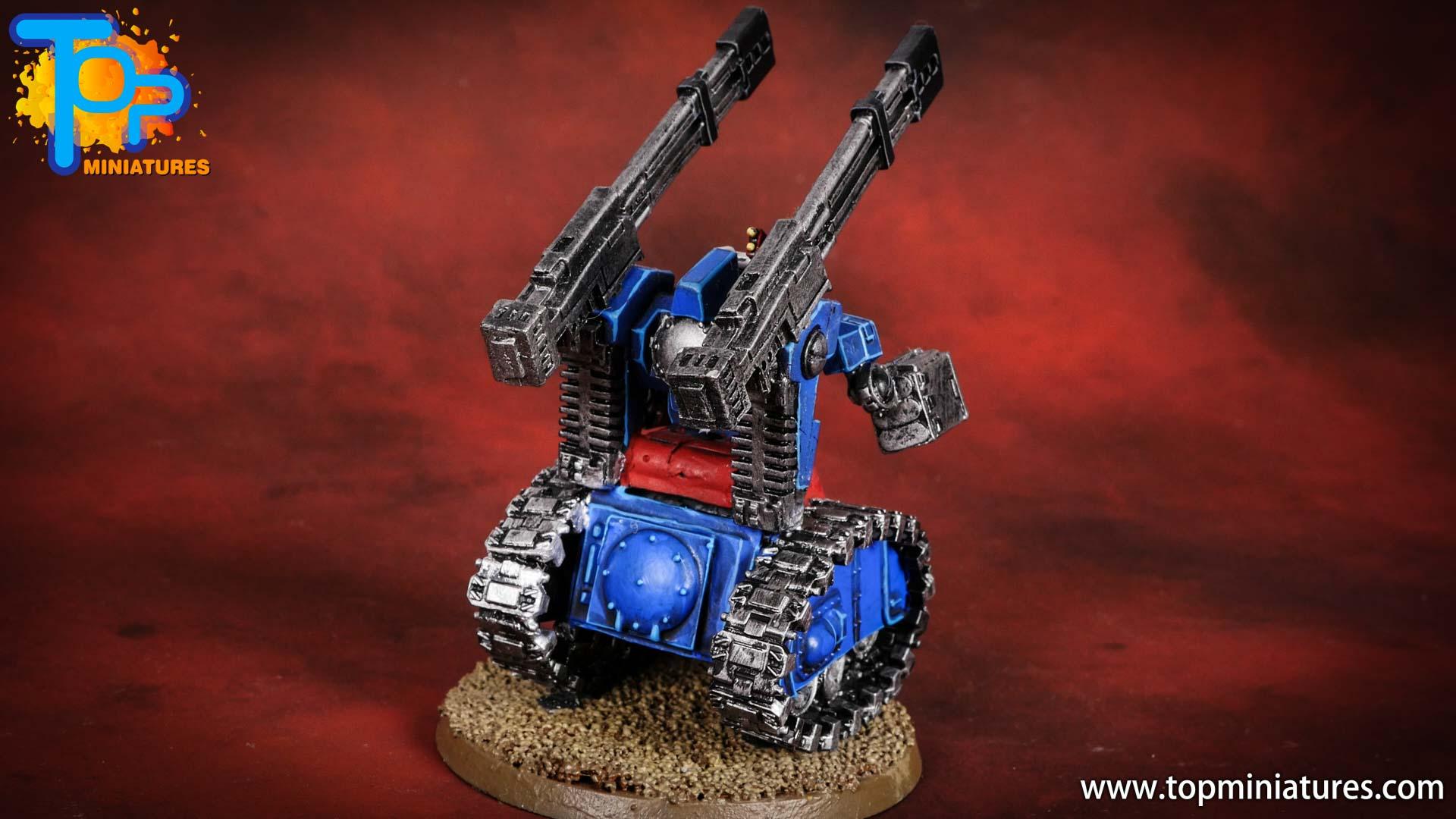 tau empire gundam tank conversion (6)