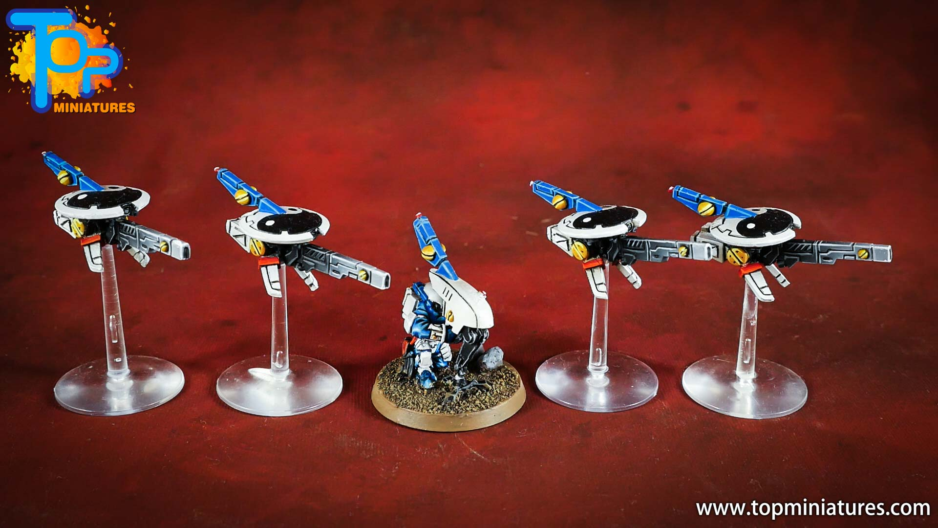 tau empire yin yang drones (2)
