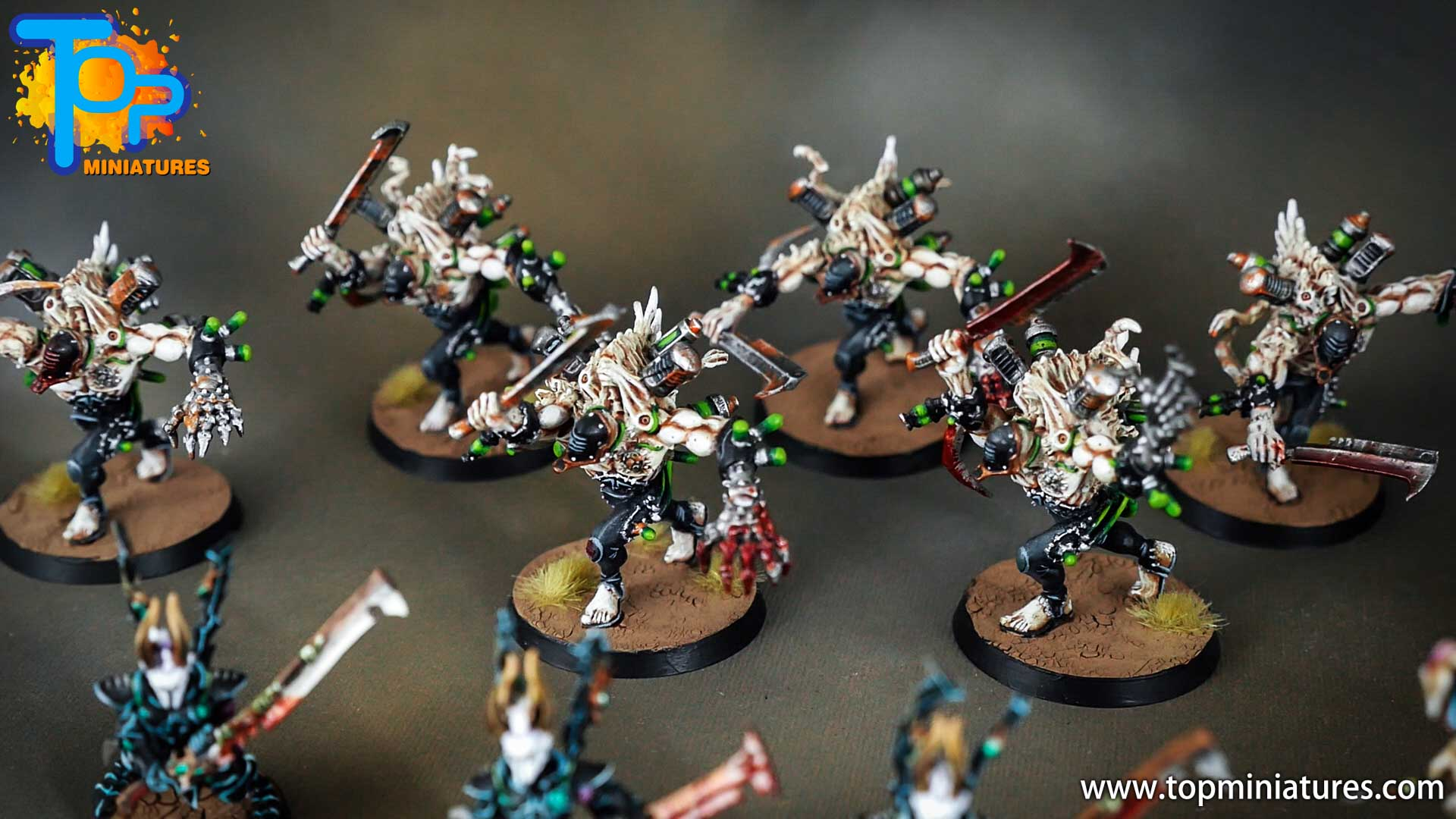 warhammer 40k dark eldar grotesque (1)