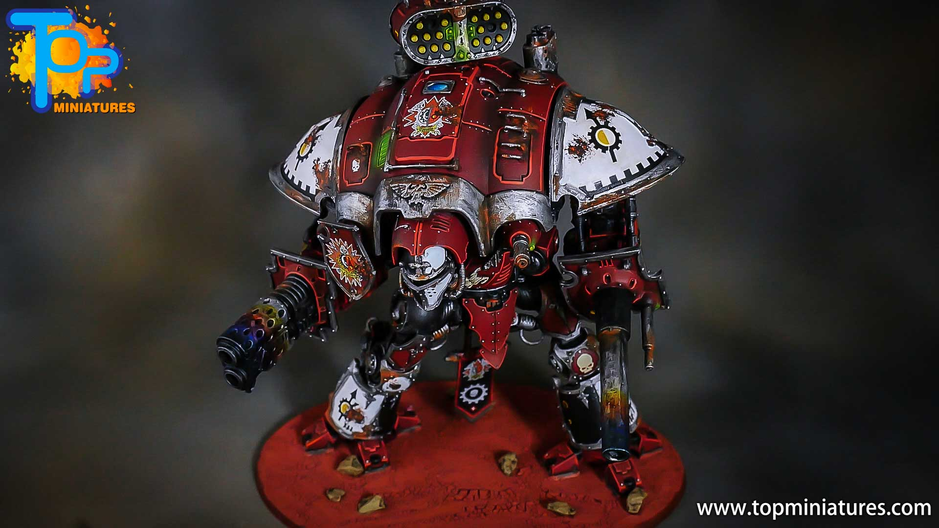 warhammer adeptus mechanicus imperial knight (10)