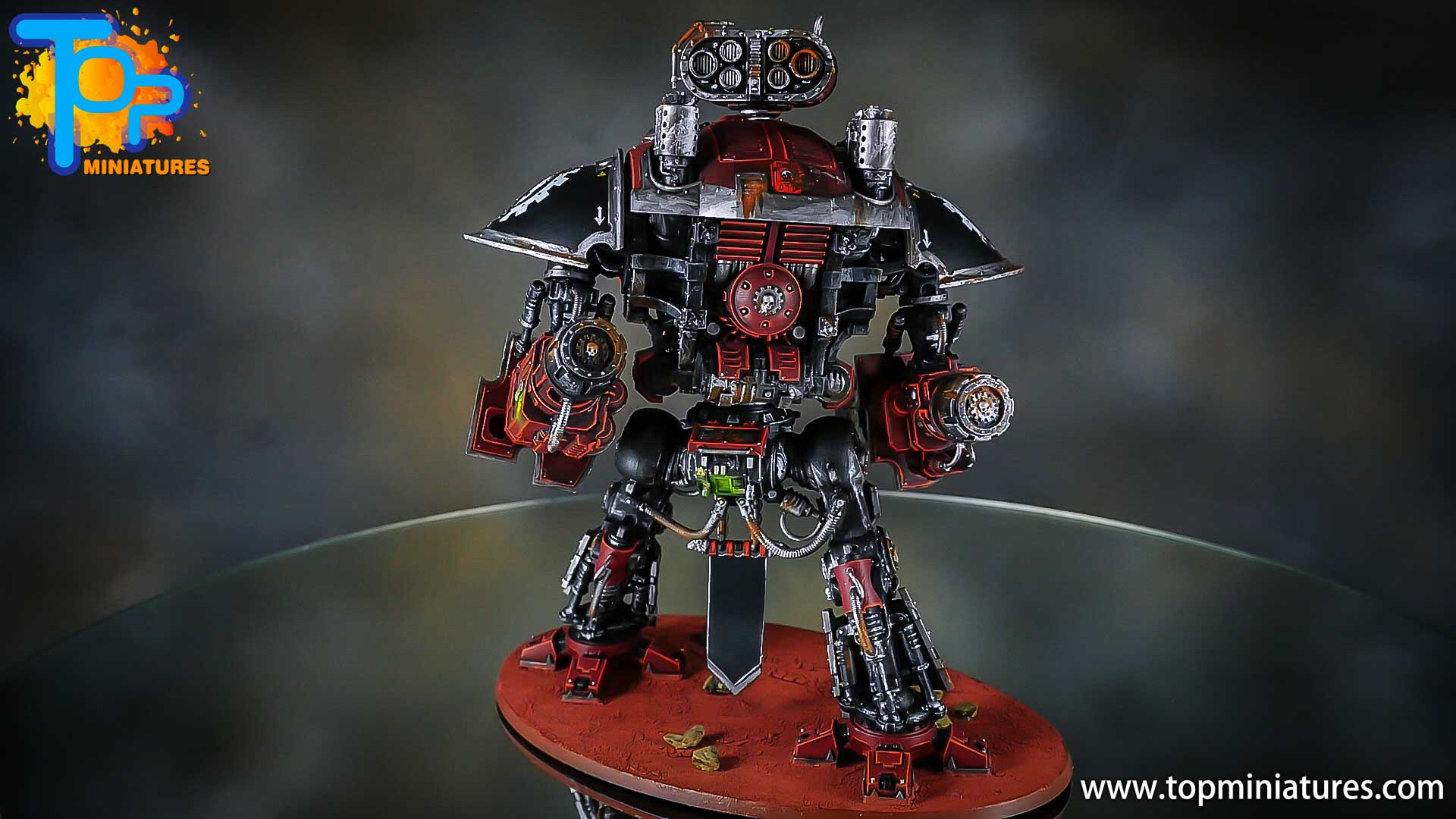 warhammer adeptus mechanicus imperial knight (2)