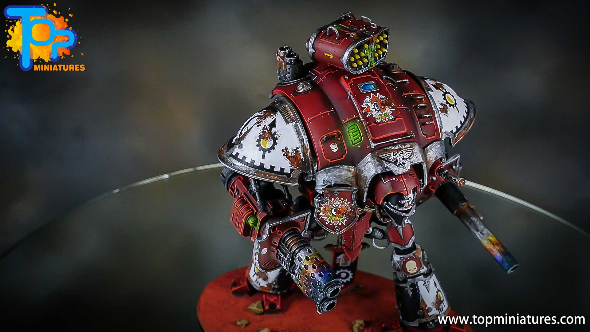 warhammer adeptus mechanicus imperial knight (8)