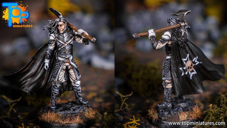 D&D Templar Warrior