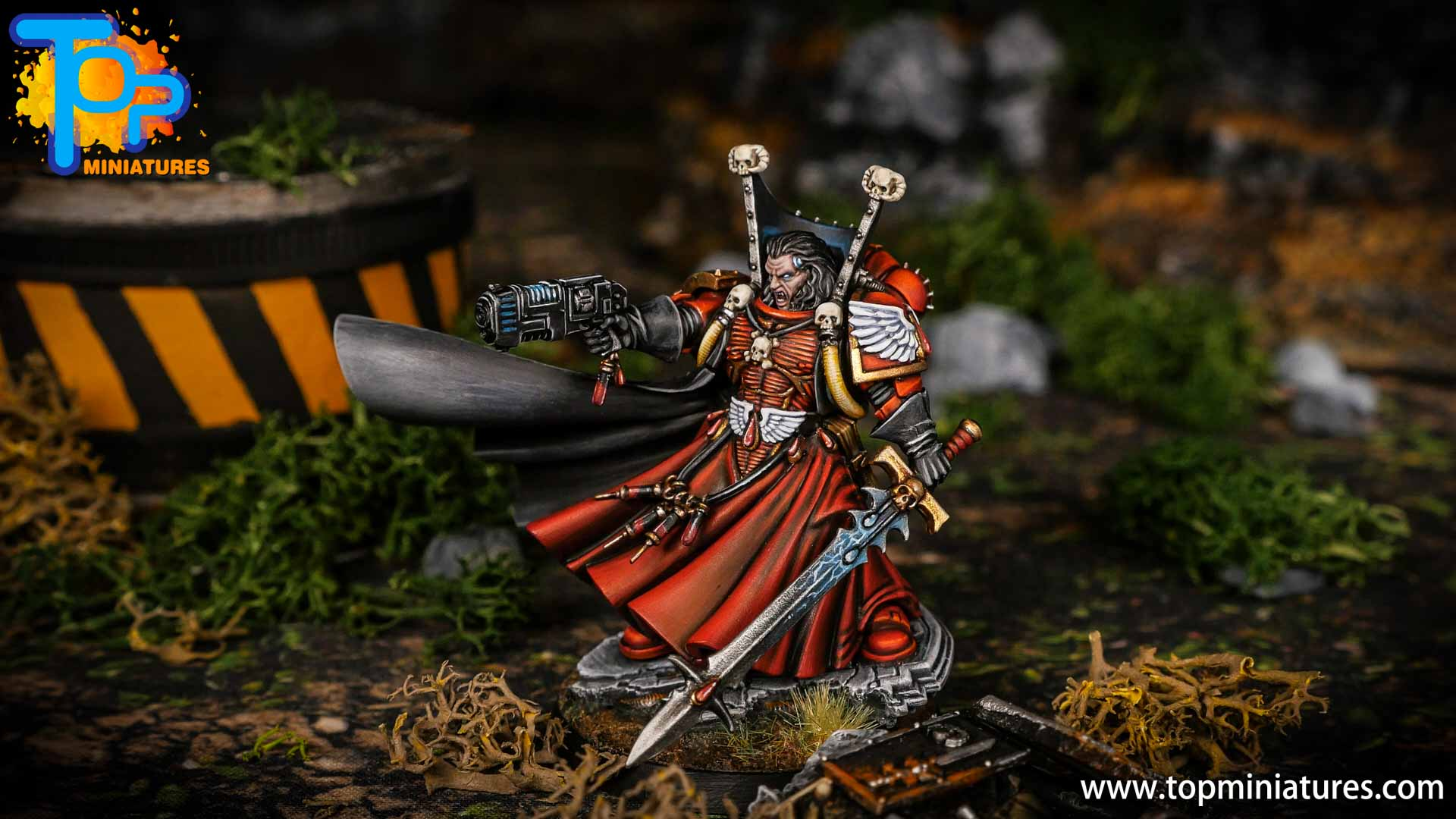 Mephiston Lord of Death painted (3)