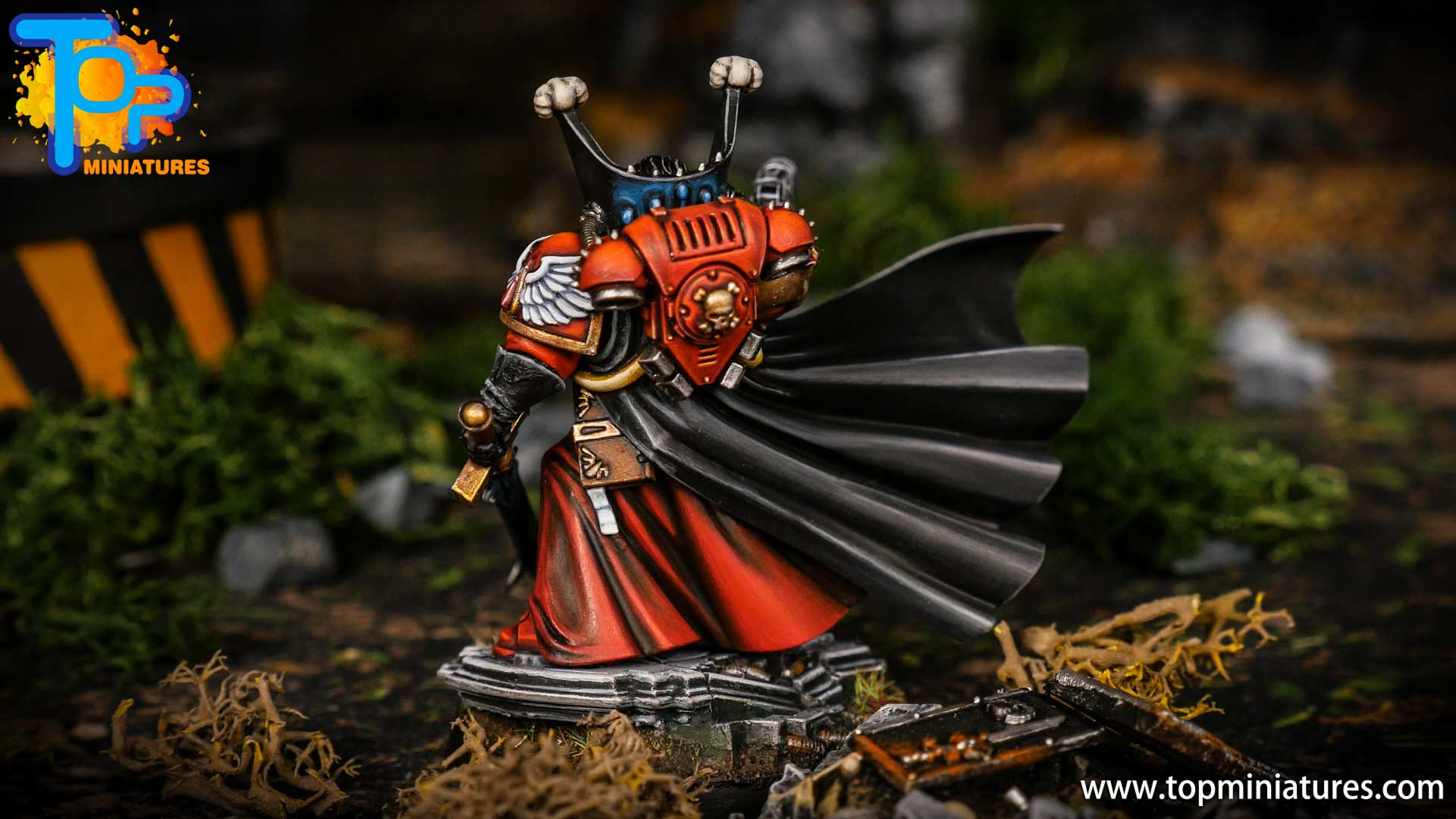 Mephiston Lord of Death painted (9)