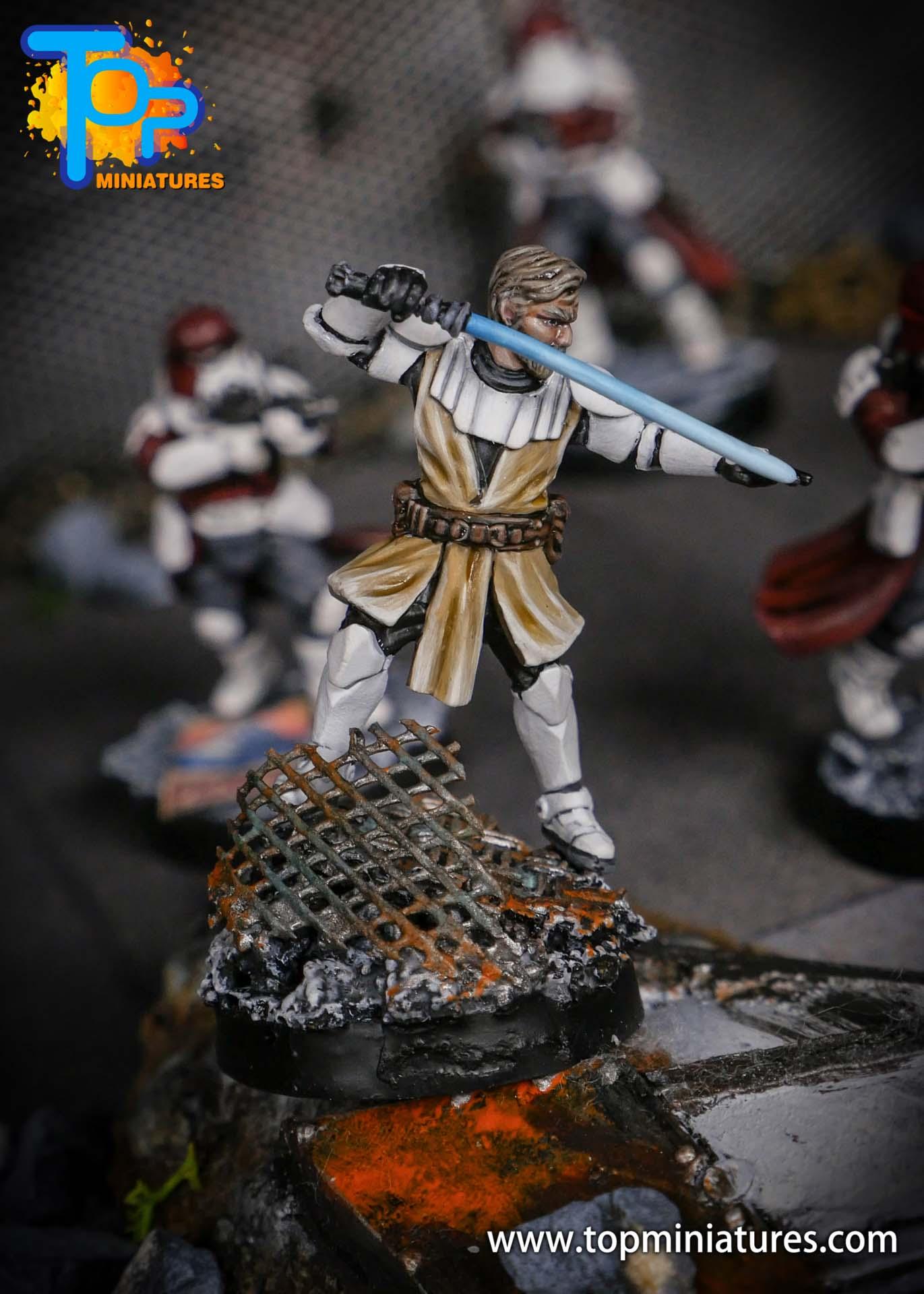 Star Wars Legion Obi Wan Kenobi (2)