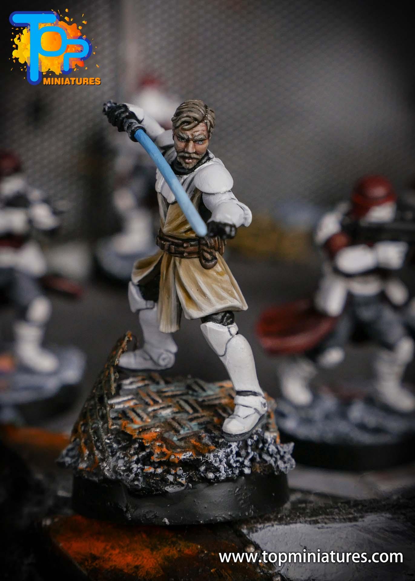 Star Wars Legion Obi Wan Kenobi (3)