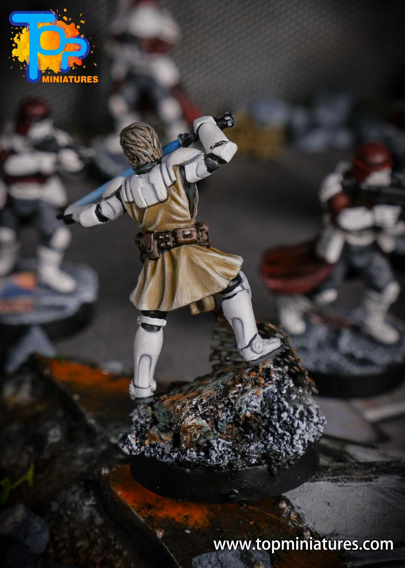 Star Wars Legion Obi Wan Kenobi (4)
