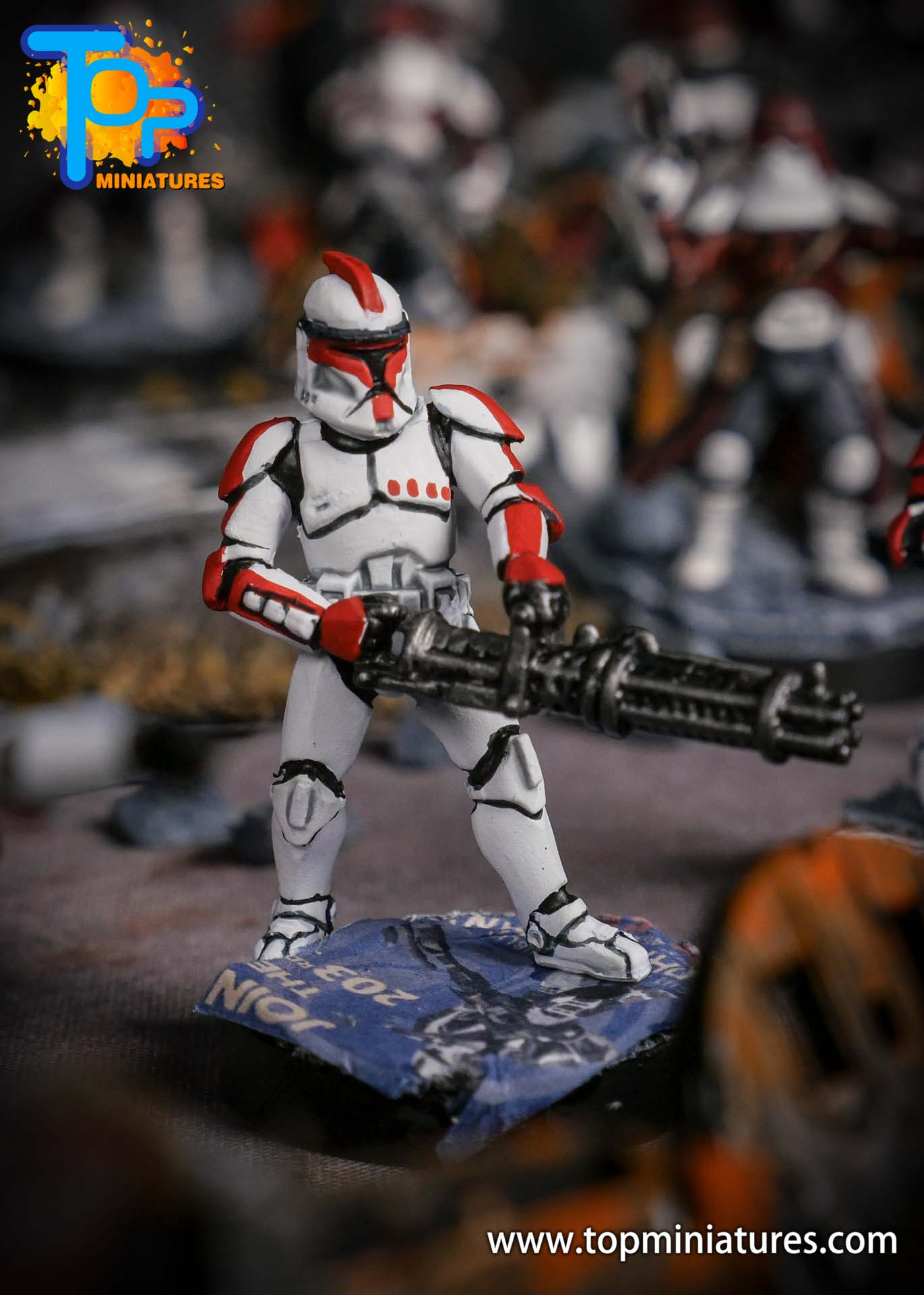 Star Wars Legion phase Clone Troopers (1)