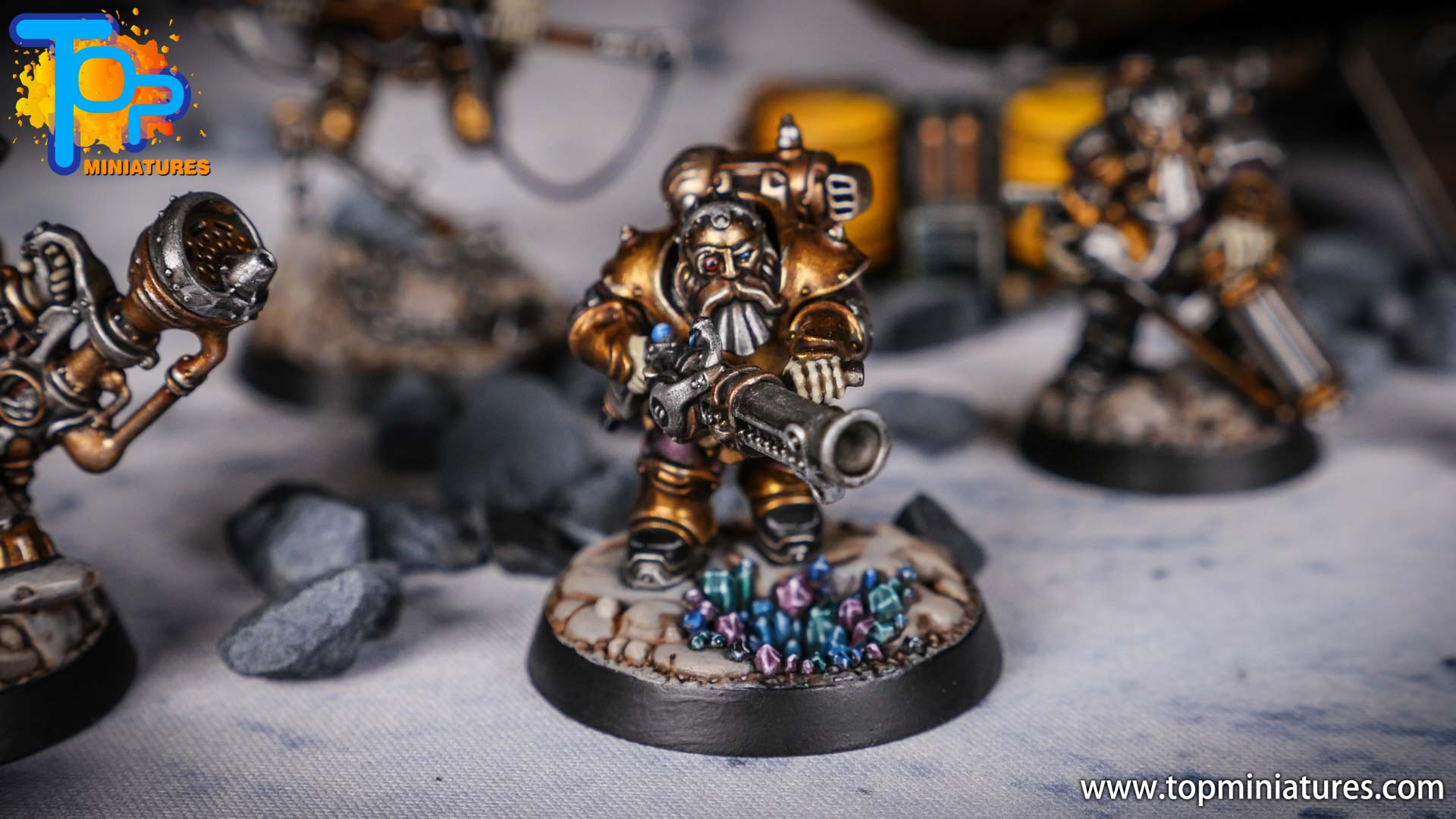 Kharadron Overlords Dead-Eye Lund (1)