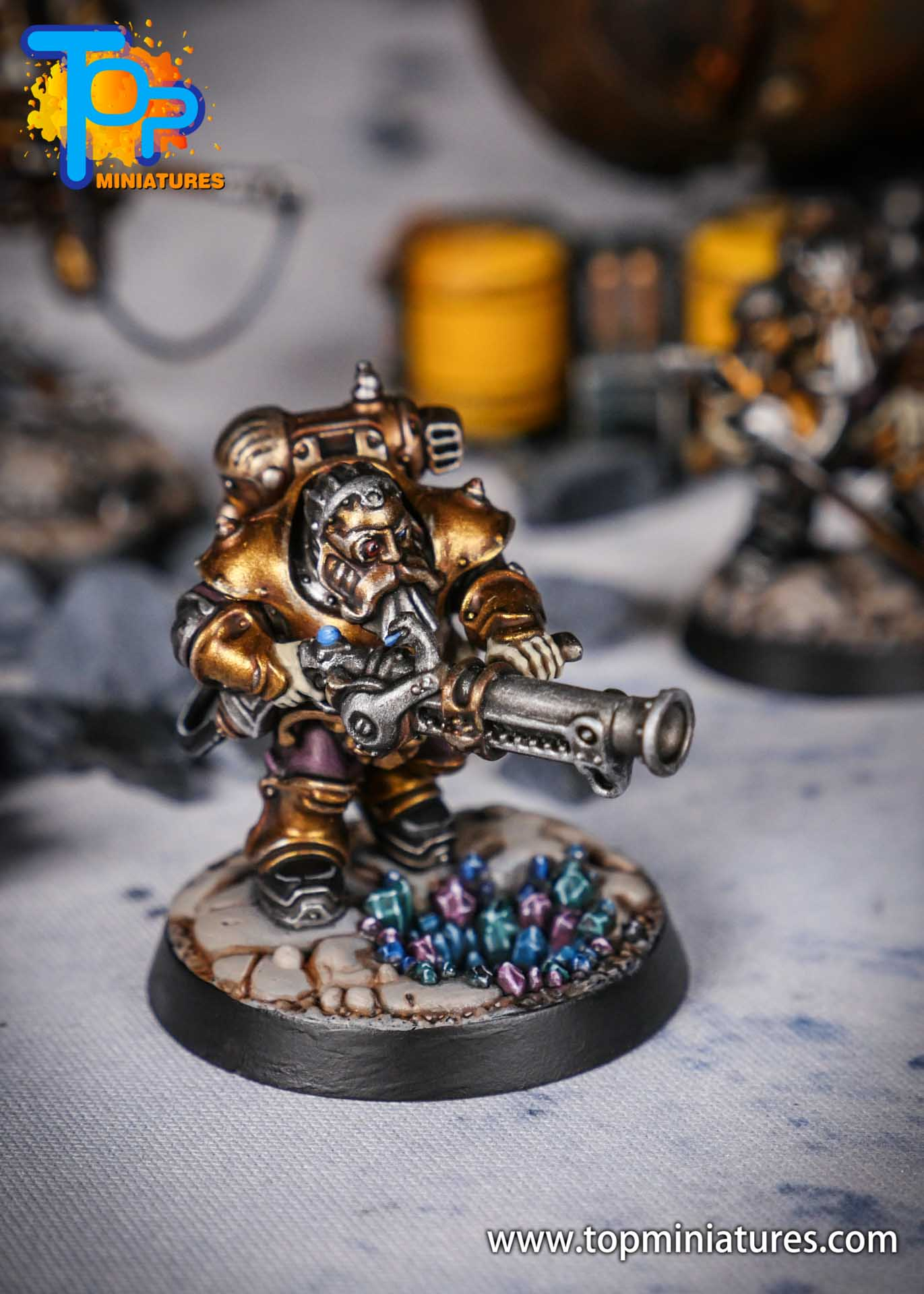 Kharadron Overlords Dead-Eye Lund (2)