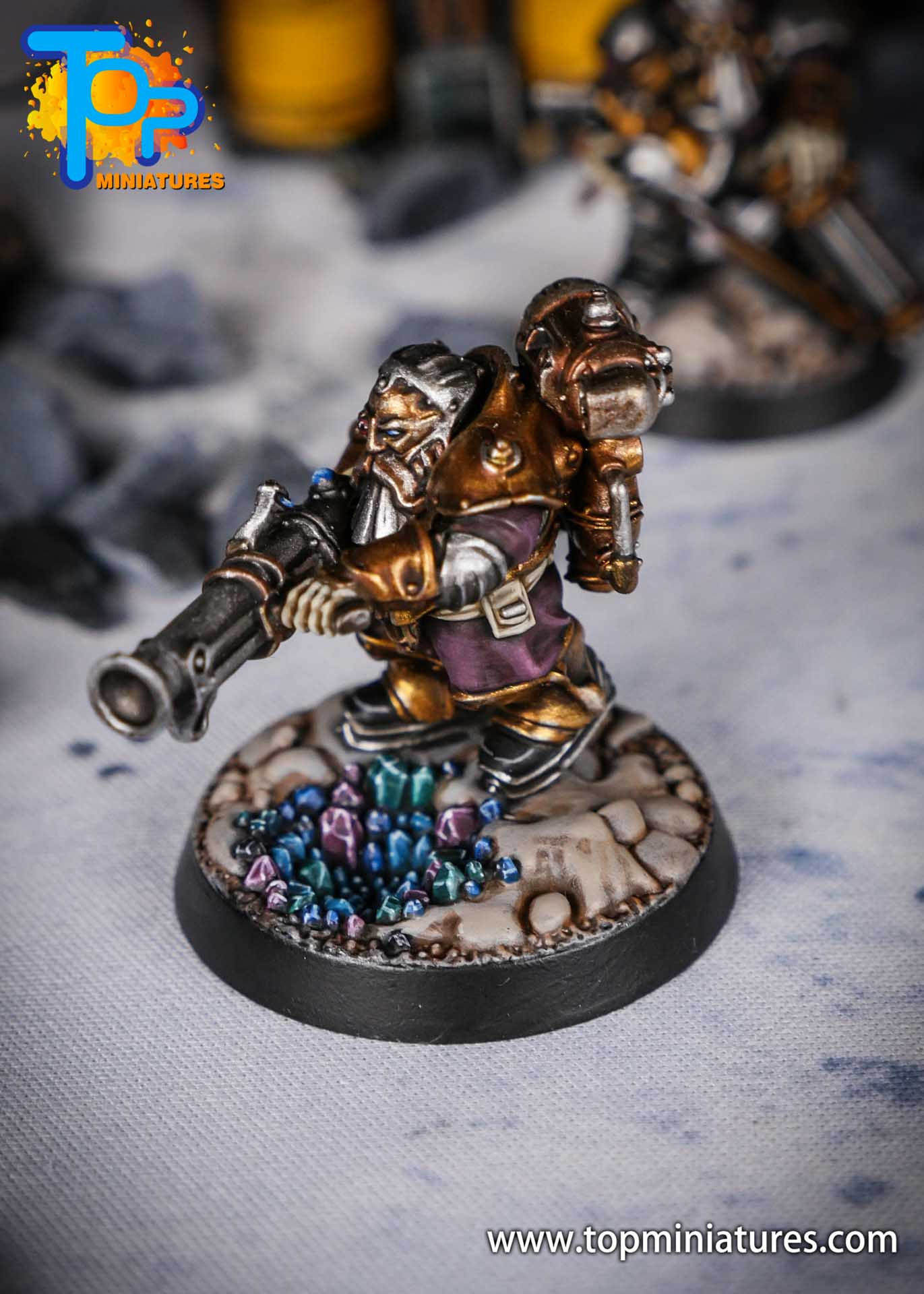 Kharadron Overlords Dead-Eye Lund (3)