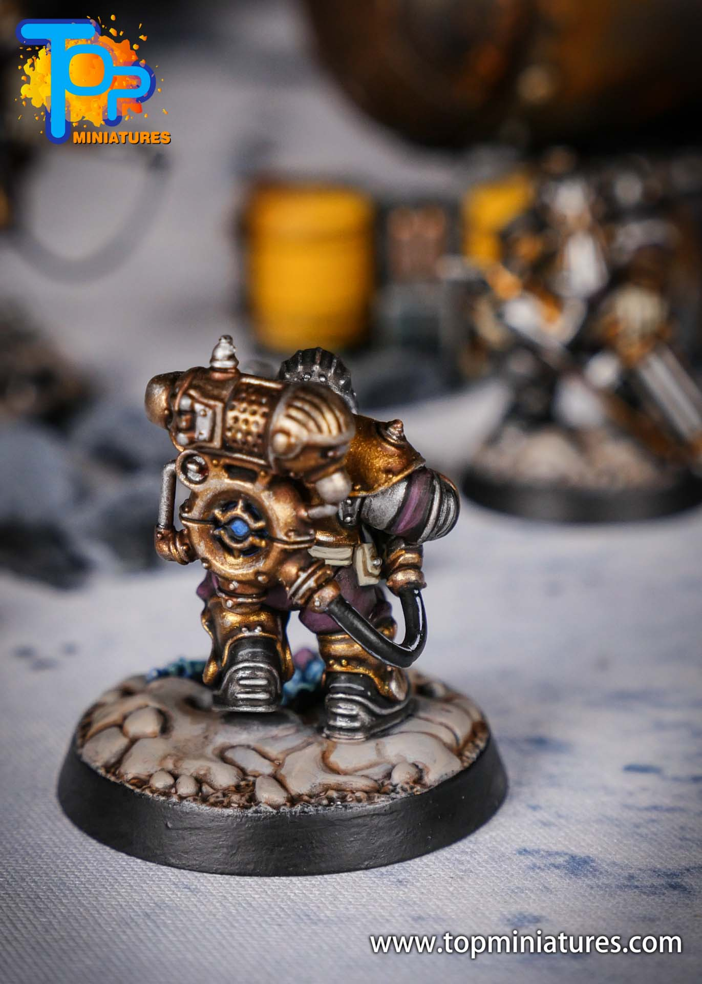 Kharadron Overlords Dead-Eye Lund (4)