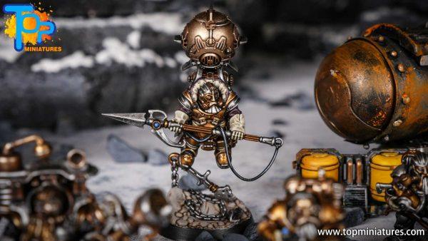 Kharadron Overlords Khazgan Drakkskewer (1)