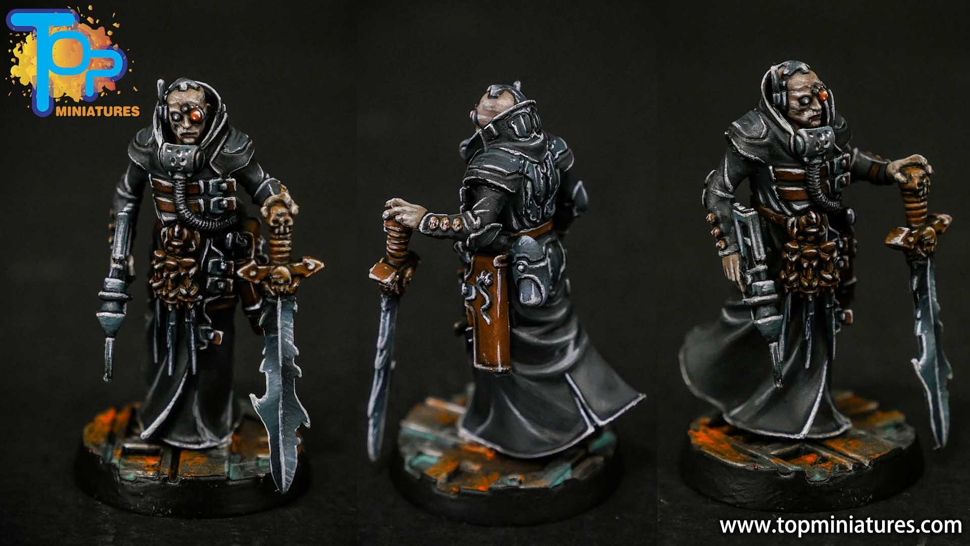 Delaque Inquisitor Thumbnail