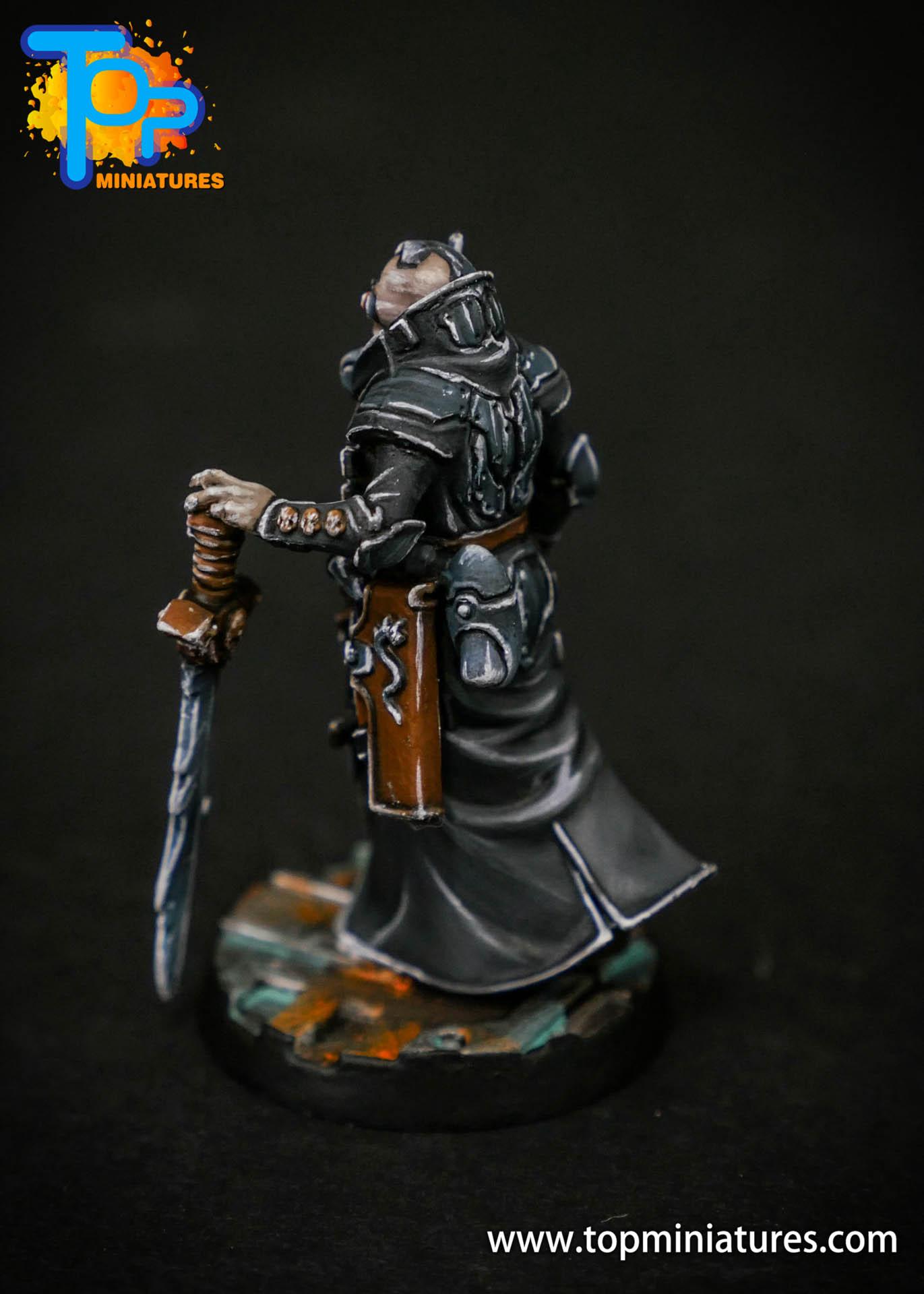 House Delaque inquisitor conversion (1)