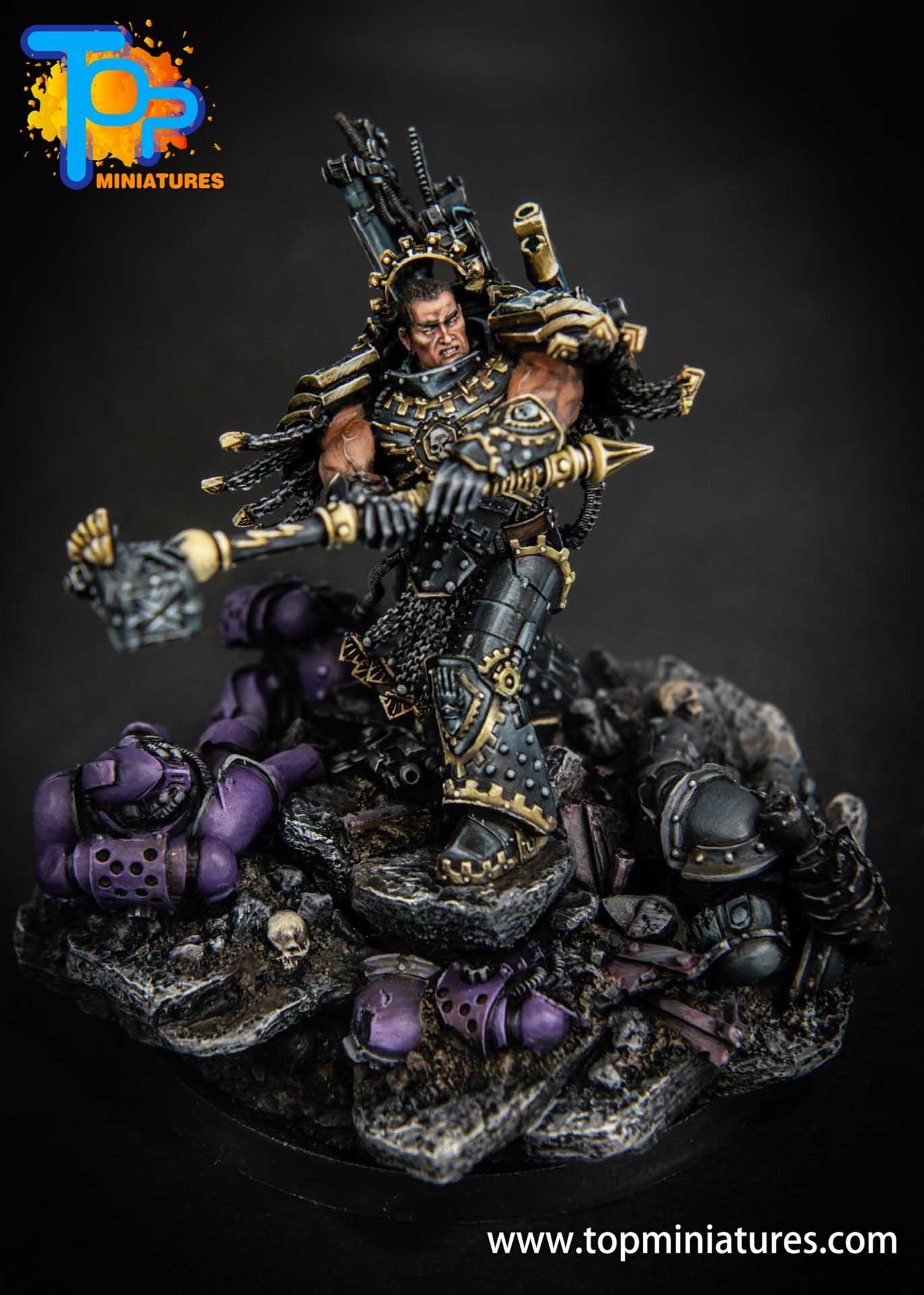 Ferrus Manus Primarch of the Iron Hands (11)