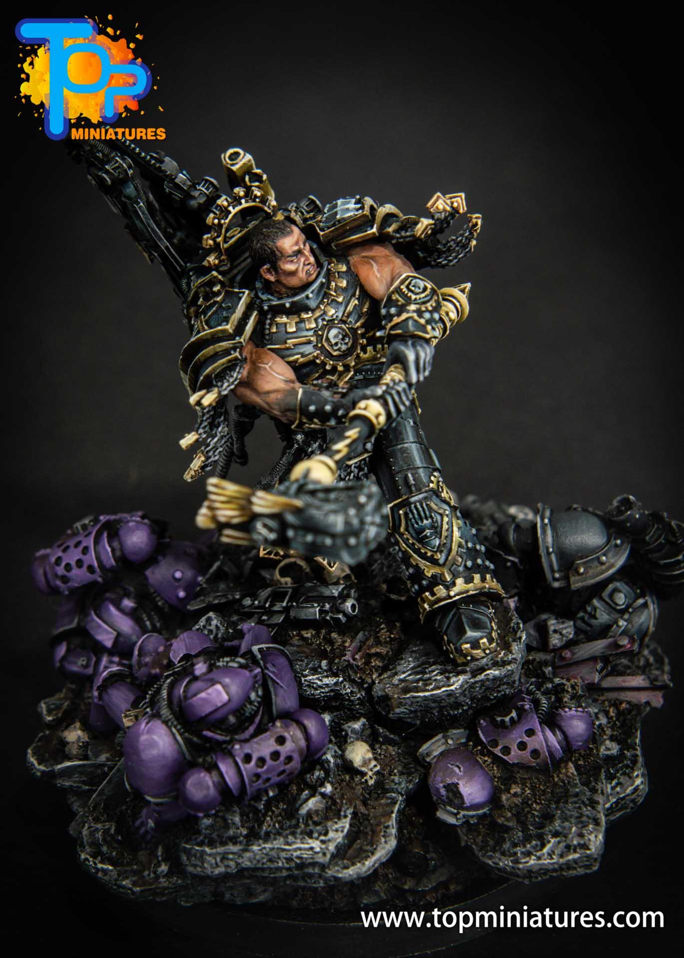 Ferrus Manus Primarch of the Iron Hands (13)