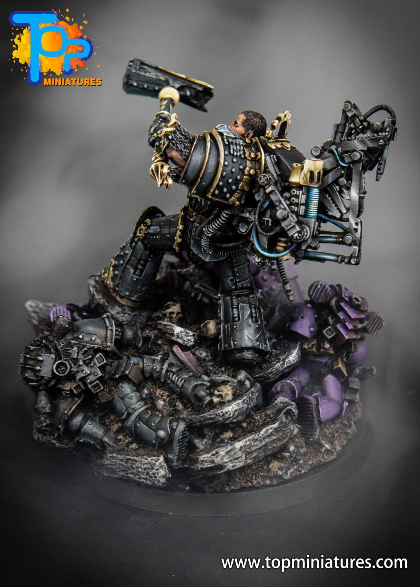 Ferrus Manus Primarch of the Iron Hands (7)